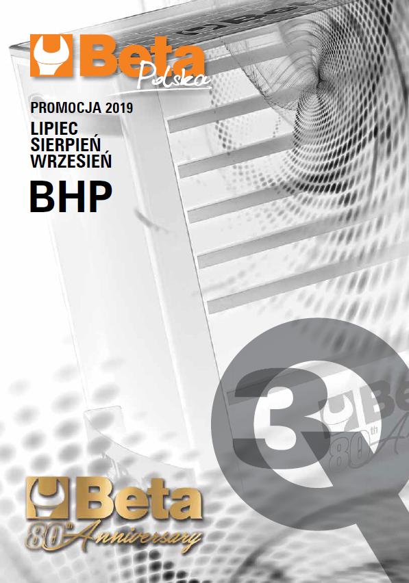 Beta Q3 2019 BHP